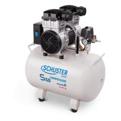 Compressor ar S50 2 Consultorio  220V - Schuster