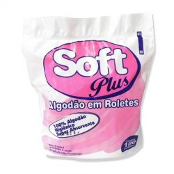 Rolete de Algodão - Soft Plus