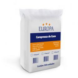 Compressa de Gaze  Não Estéril Europa  - Polarfix