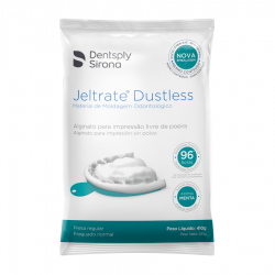 Alginato Tipo II Jeltrate Dustless - Dentsply Sirona