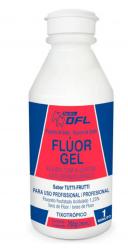 Fluor Gel Acidulado   200ml - DFL