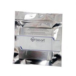 Placa para moldeira Cristal 1,5mm quadrada  C/ 05 Bio art
