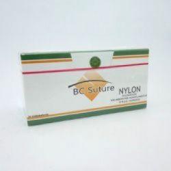 Fio de Sutura Nylon - BC Suture