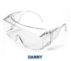 Óculos de Proteção Persona Óptico Incolor - Danny