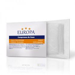 Compressa de Gaze  Estéril Europa  - Polarfix