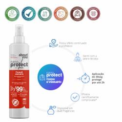 NanoProtect Corpo e vestuário  250ml – Virucida e Bactericida – About you