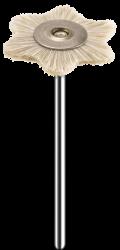 Escova Pelo de Cabra para  Polimento  PM (MSHS78W6) - American Burrs