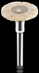 Escova Pelo de Cabra para  Polimento  CA - American Burrs