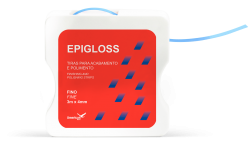 Tira de Lixa Epigloss - American Burrs