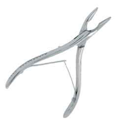 Alveolótomo Luer Curvo - 6B Invent