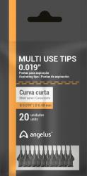Ponta de Aspiração Multi Use Tips 0.019 - Angelus