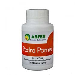 Pedra Pomes Extra Fina - Asfer