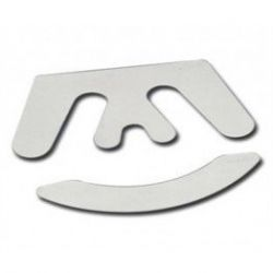 Régua Fox com Arco Aluminio - Ortocentral