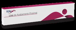 Tira de Lixa de Poliéster Para Acabamento Proximal - TDV