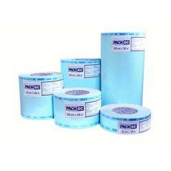 Rolo Esterilização  10  cm x100m - PackGC Zermatt