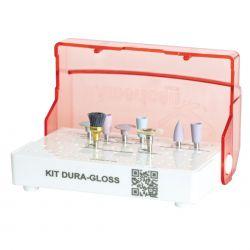 Kit Acabamento e Polimento de Resina  Dura-Gloss - American Burrs