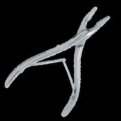 Alveolótomo Luer Curvo - Golgran