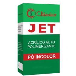 Resina Acrílica Autopolimerizável Jet Pó  220gr- Clássico