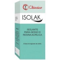Isolante Para Resina Acrílica e Gesso Isolak  100ml- Clássico